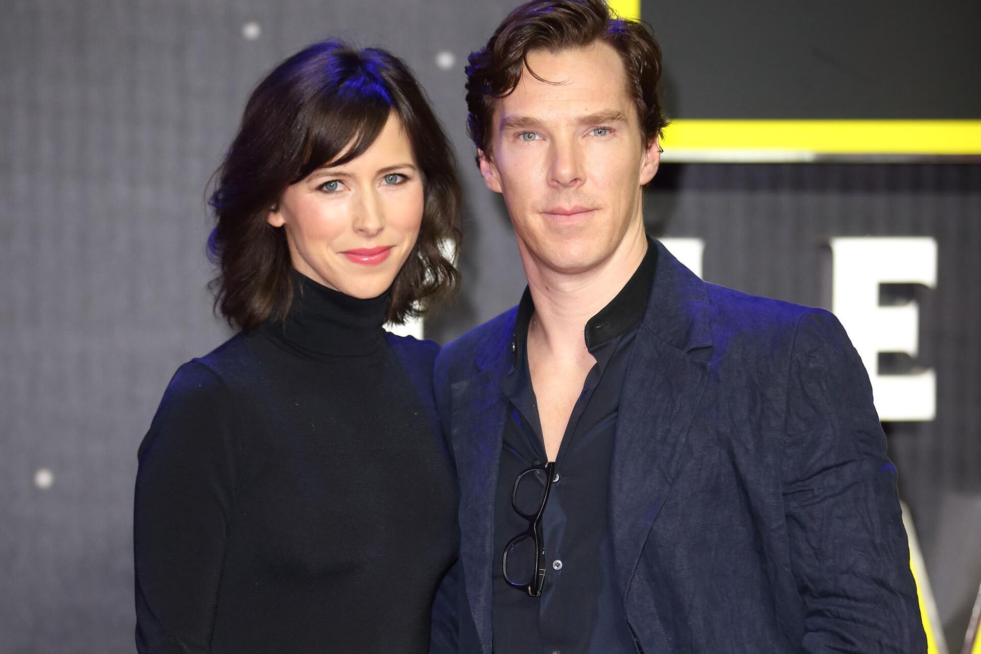 Bild zu Benedict Cumberbatch, Sophie Hunter