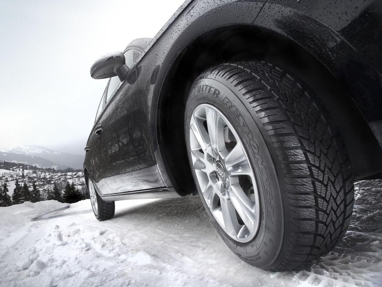 Bild zu Mithilfe der DOT-Nummer das Reifenalter bestimmen