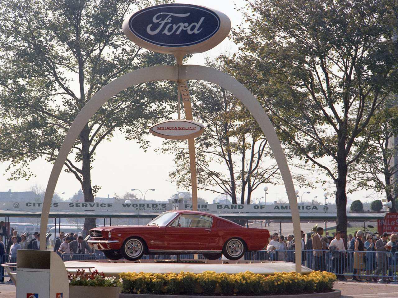 Bild zu Ford Mustang erreicht Meilenstein