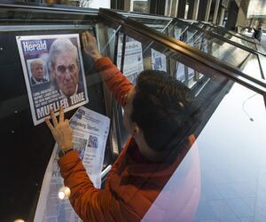 Ende der Mueller-Investigation