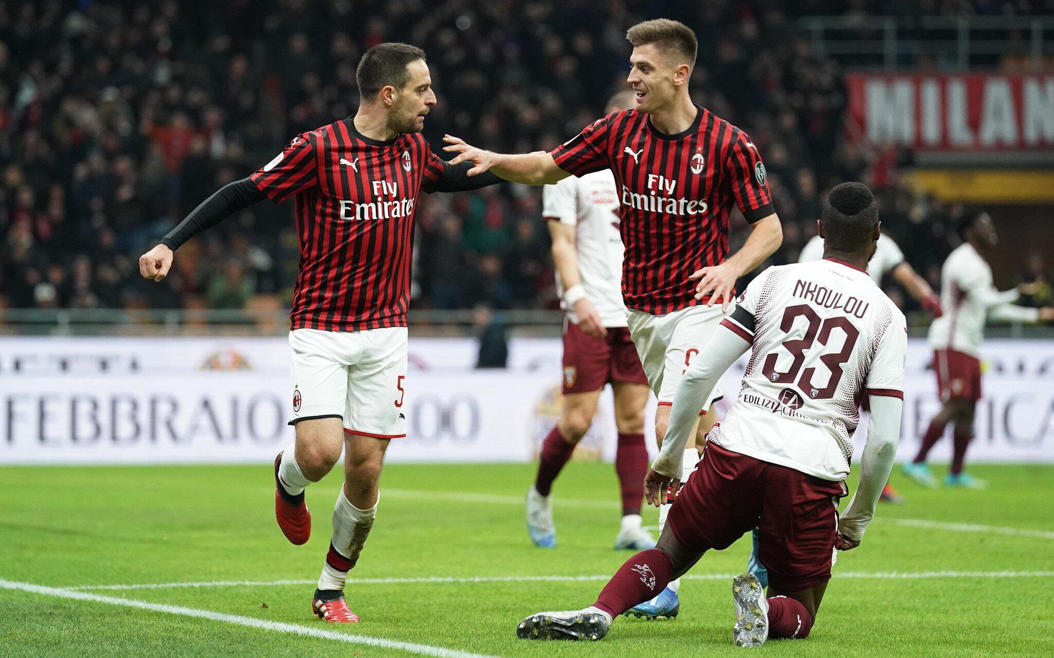 Bild zu AC Mailand - FC Turin