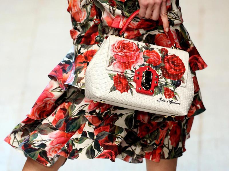 Bild zu Milan Women's Fashion Week - Dolce & Gabbana