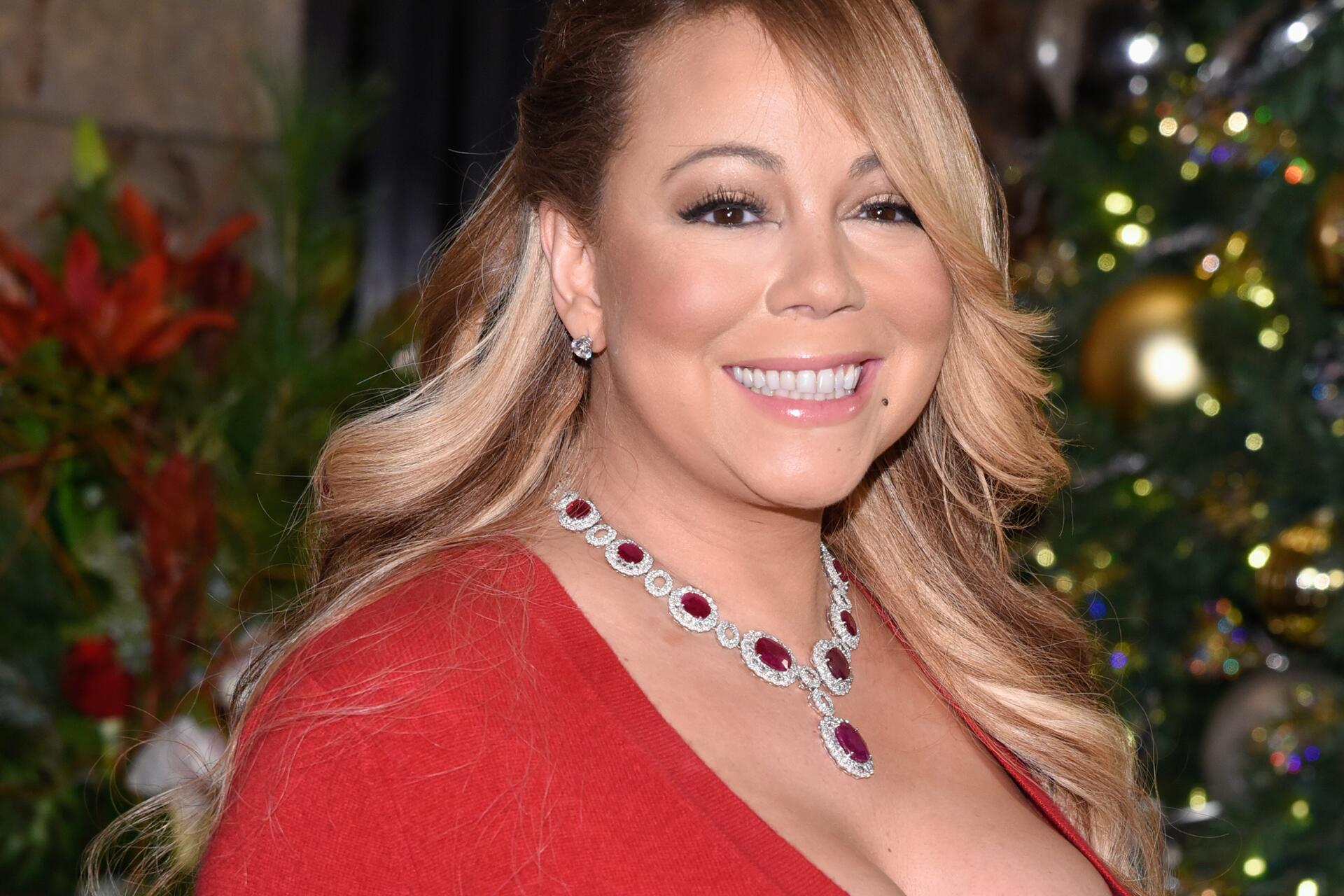 Bild zu Mariah Carey, Weihnachten