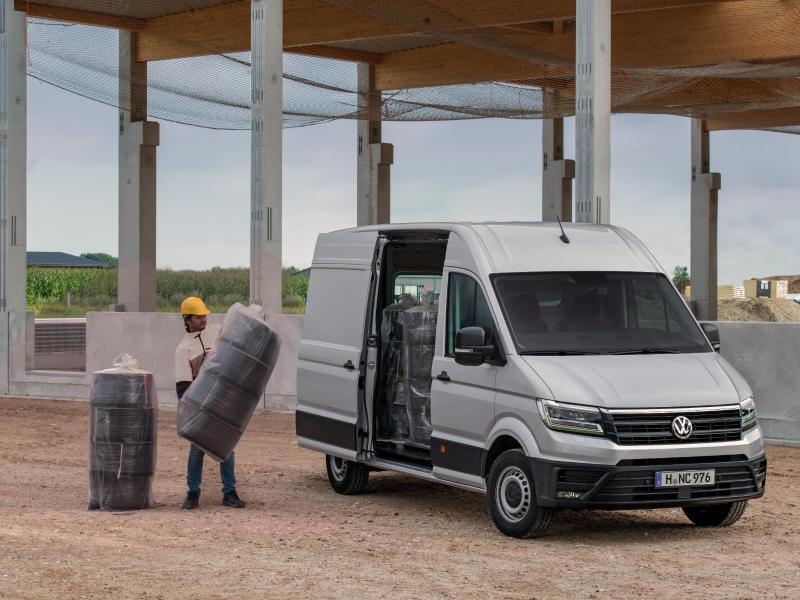 Bild zu Ergonomiesitze bei VW