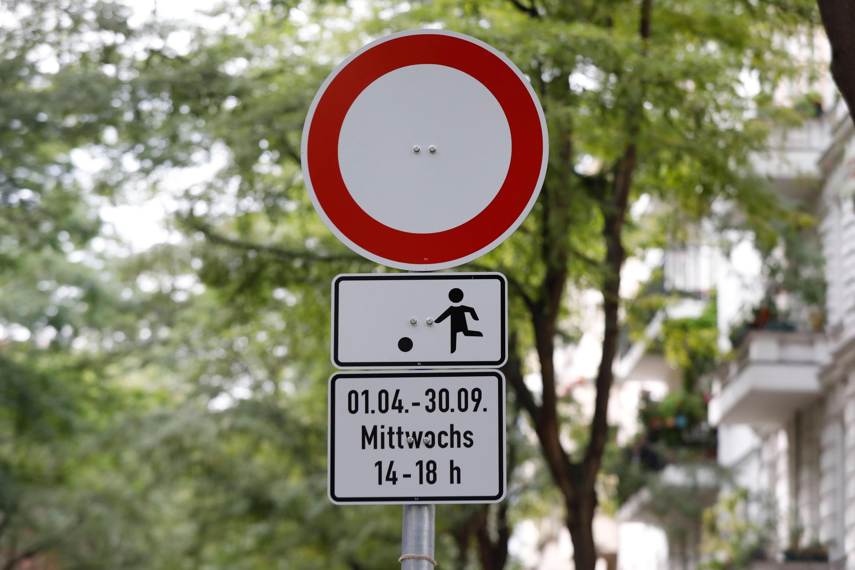 Bild zu Spielstraße