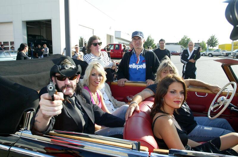 Bild zu Lemmy und die Ladys