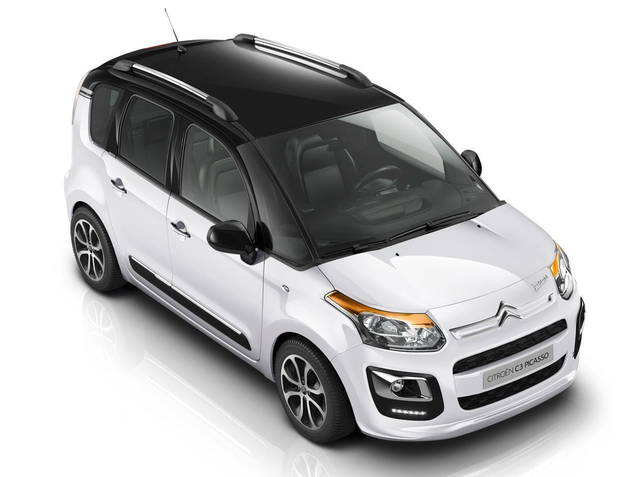 Bild zu Citroën C3 Picasso