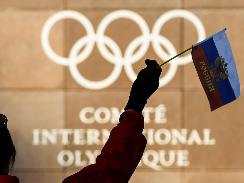 Bild zu IOC-Entscheidung