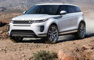 Range Rover Evoque 2: Neues Erfolgs-SUV kommt jetzt mit kräftigen Hybridmotoren