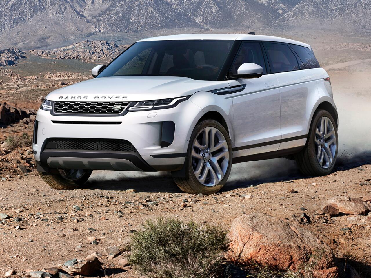 Bild zu Range Rover Evoque 2: Neues Erfolgs-SUV kommt jetzt mit kräftigen Hybridmotoren