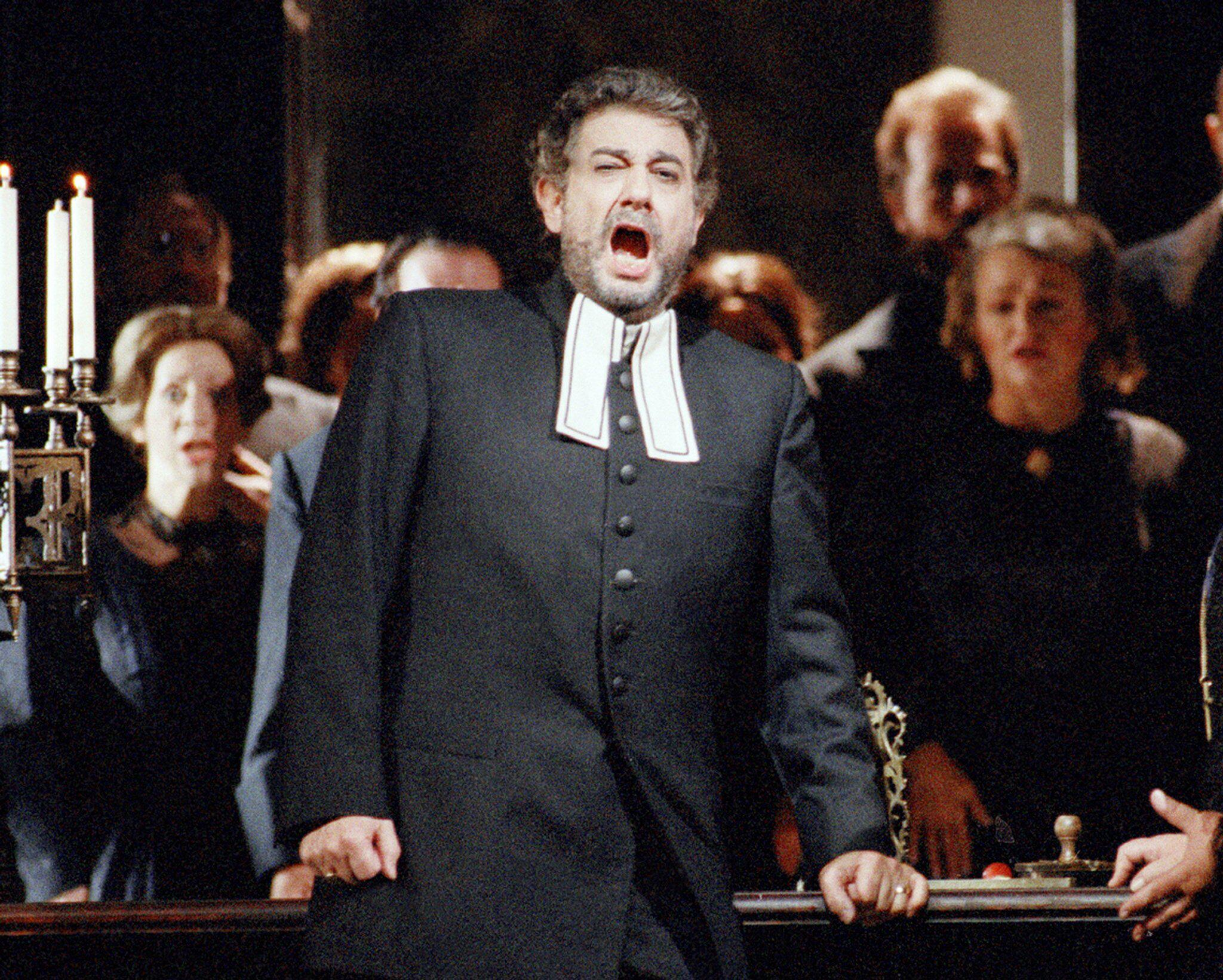 Bild zu Placido Domingo verlässt New Yorker Met-Oper