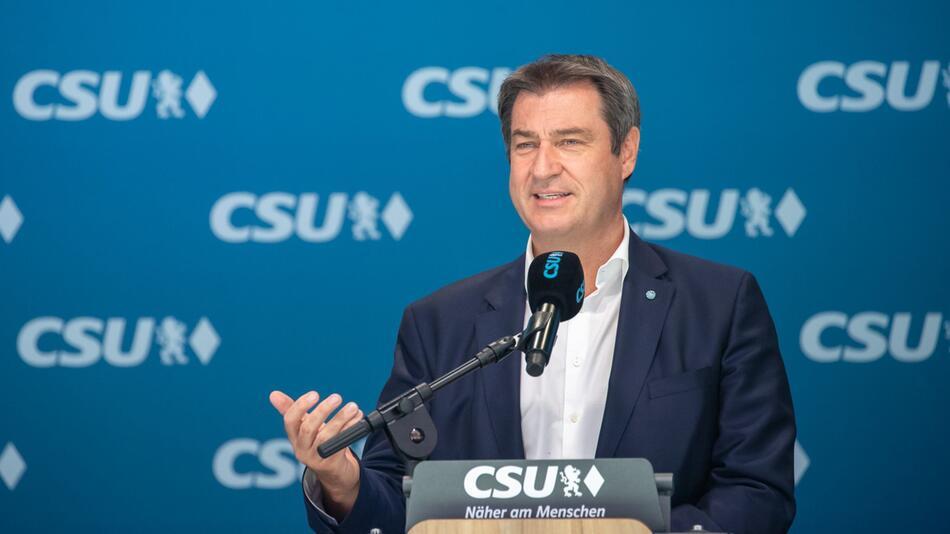 Bundestagslistenaufstellung der CSU
