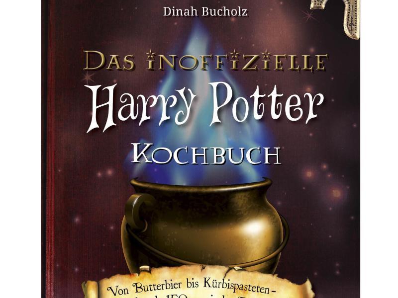 """Bild zu """"Das inoffizielle Harry-Potter-Kochbuch"""""""