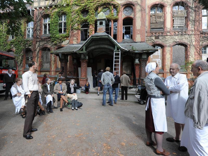 Bild zu Beelitz-Heilstätten