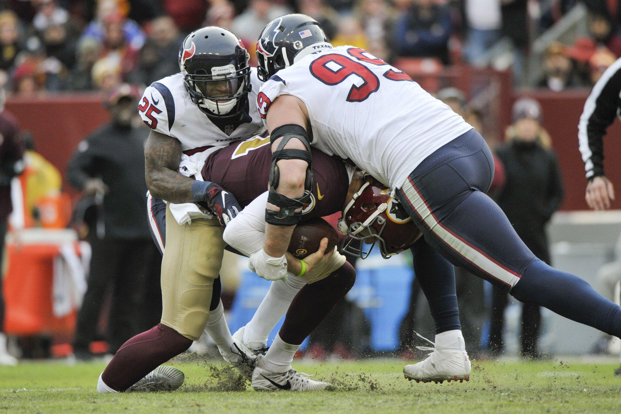 Bild zu Houston Texans - Washington Redskins