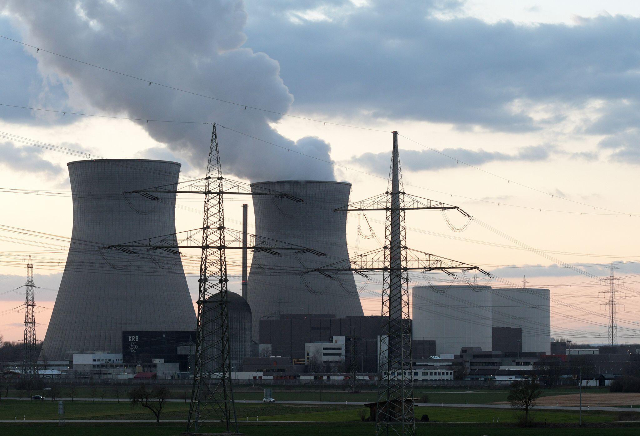Bild zu Kernkraftwerk Gundremmingen