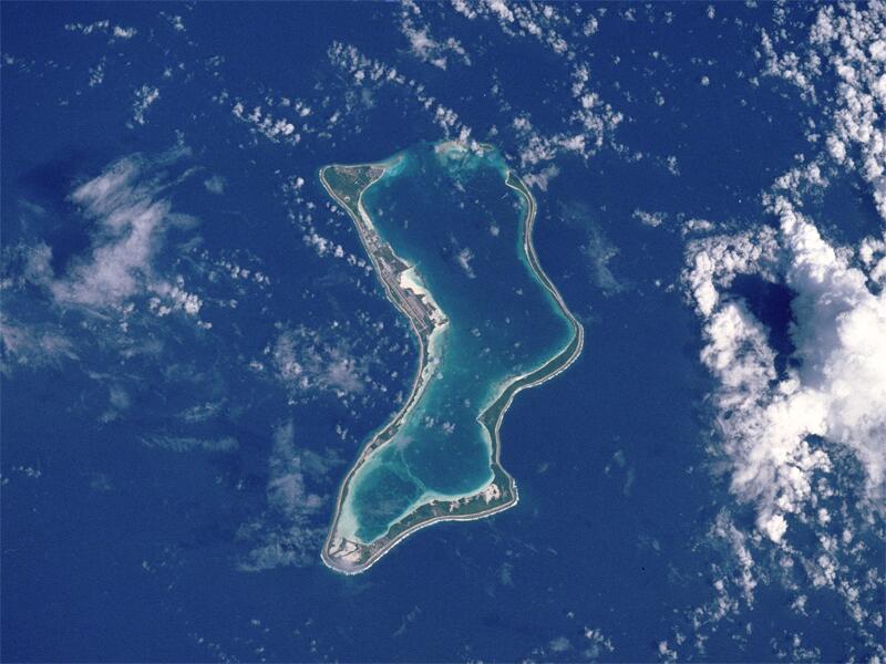 Bild zu Diego Garcia