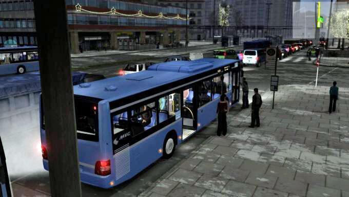 """Bild zu """"Citybus Simulator München"""""""