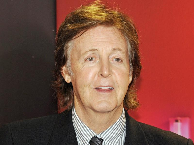 Bild zu Paul McCartney