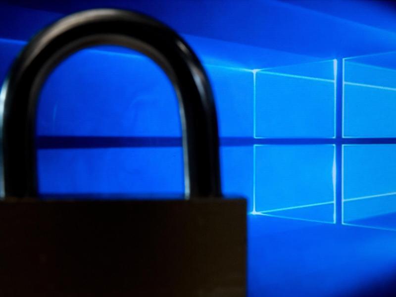 Bild zu Sicheres Windows 10