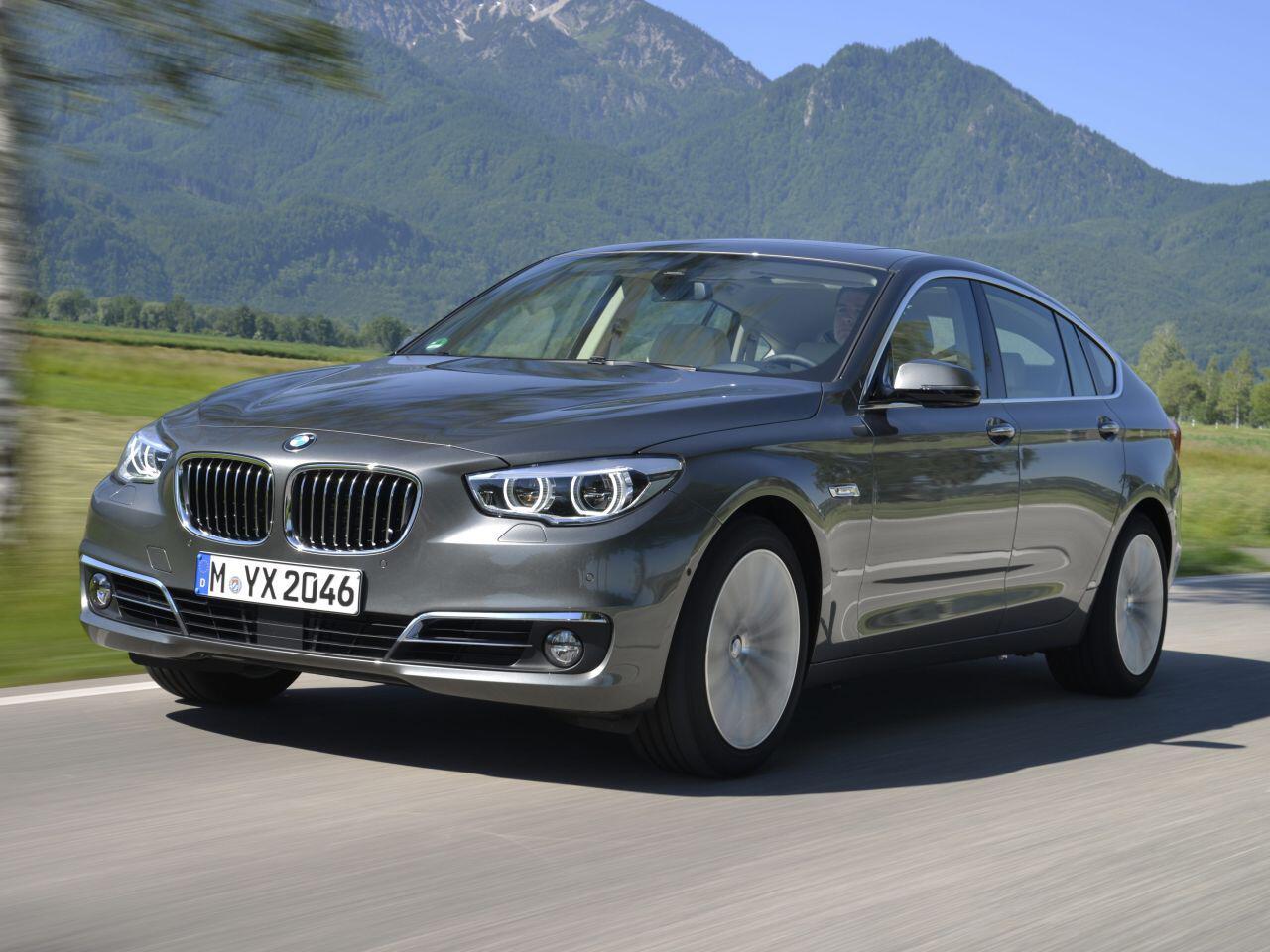 Bild zu BMW 5er GT