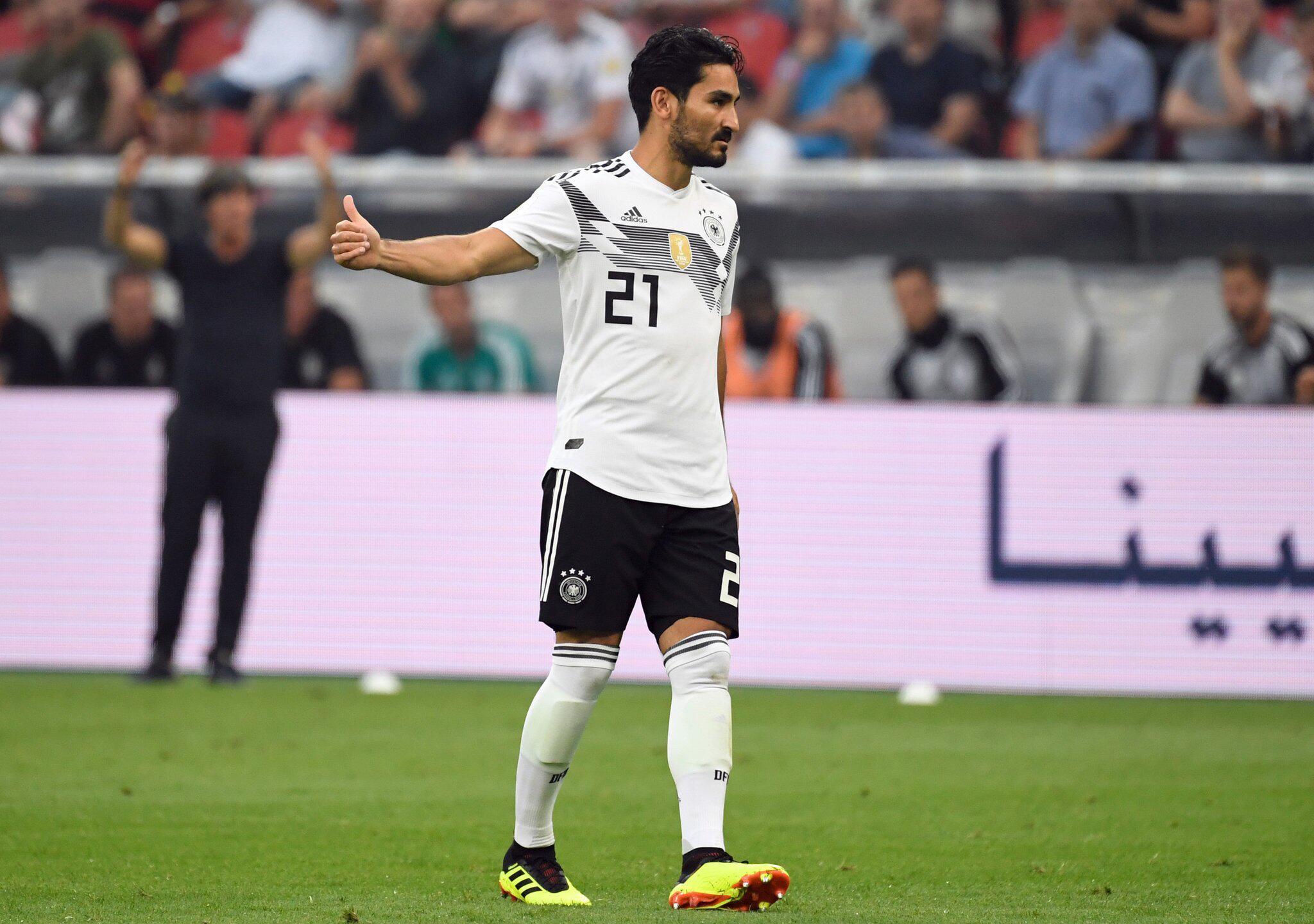 Bild zu Deutschland - Saudi-Arabien