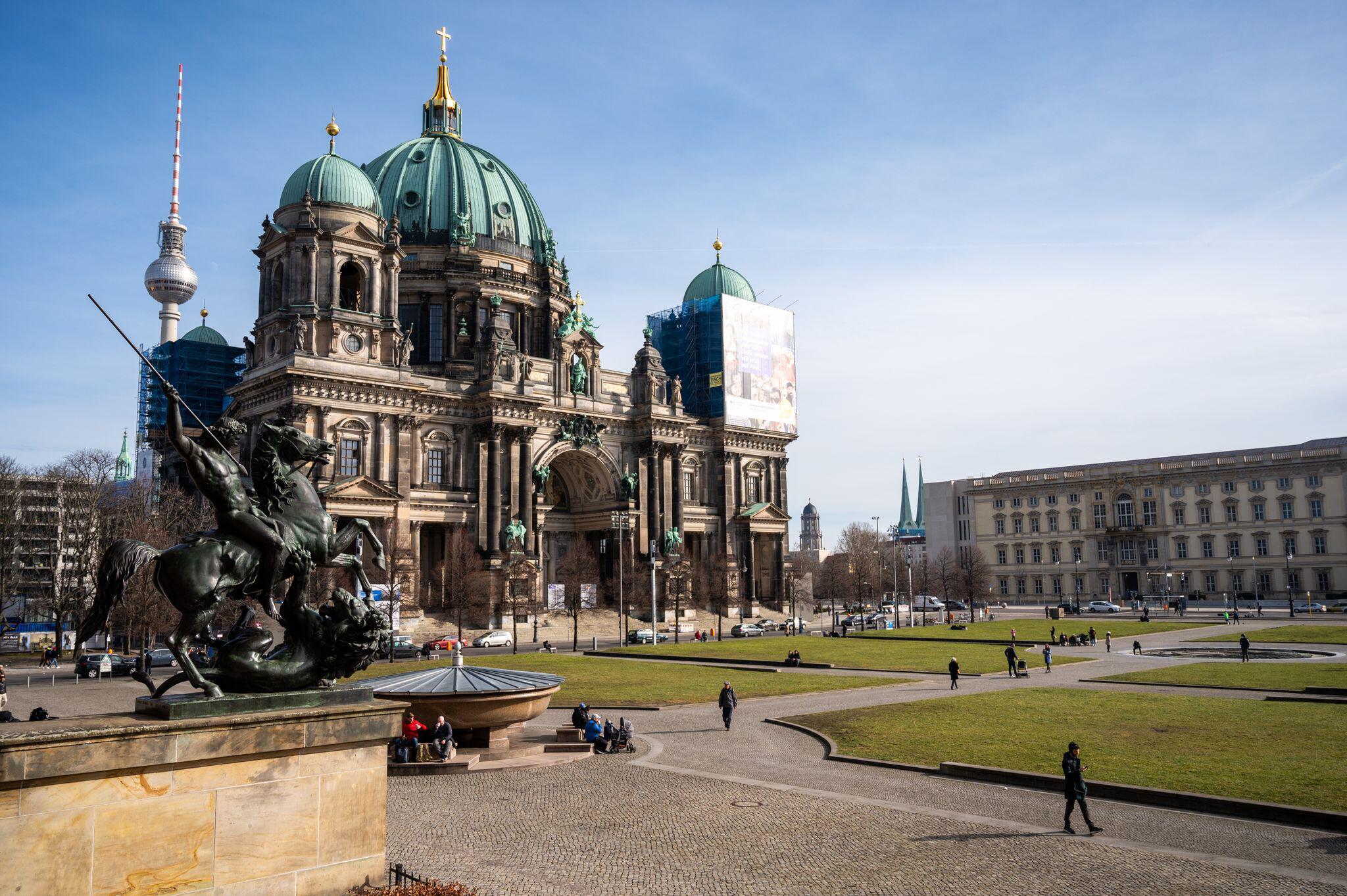 Bild zu Frühlingswochenende - Berlin