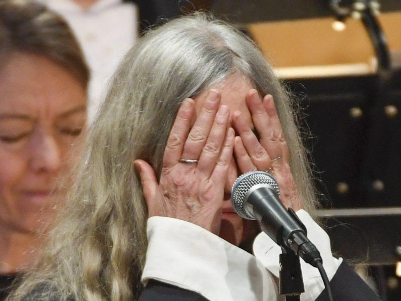 Bild zu Patti Smith