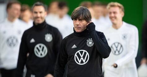 Nationalmannschaft, Joachim Löw, Training, Wolfsburg, DFB, Länderspiel, Serbien, Julian Brandt