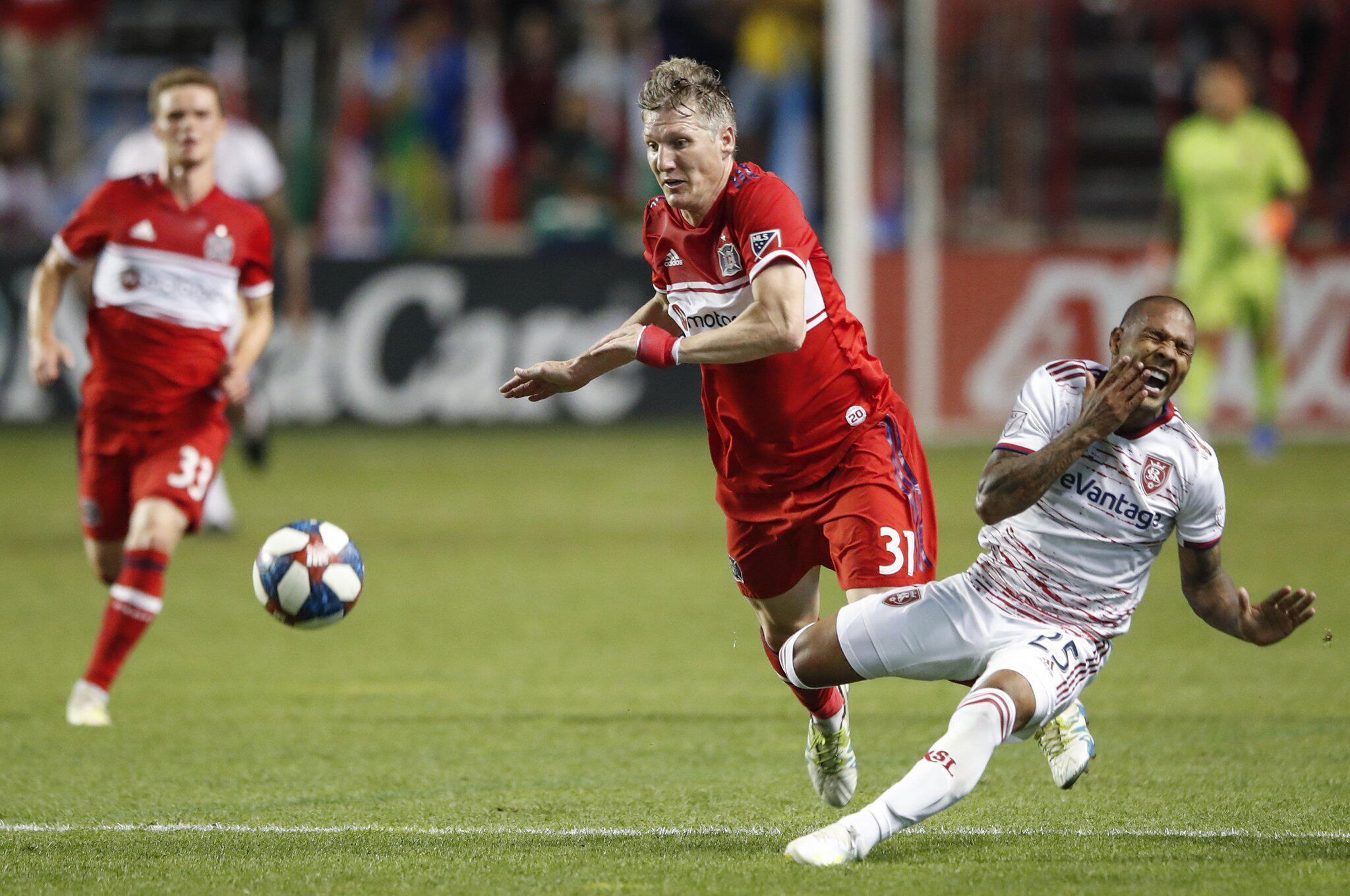 Bild zu Chicago Fire - Real Salt Lake City