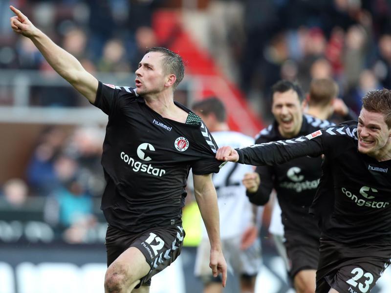 Bild zu FC St. Pauli - VfR Aalen