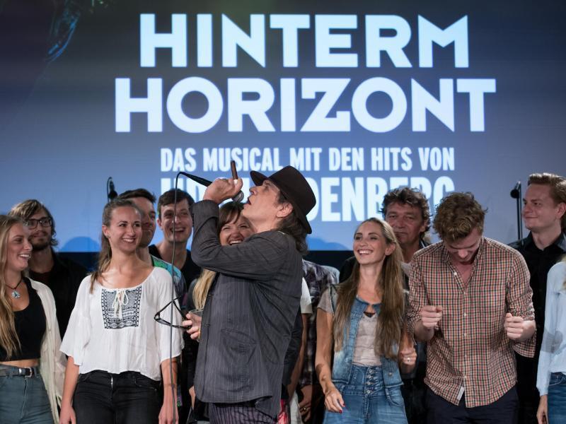 "Bild zu Musical ""Hinterm Horizont"""