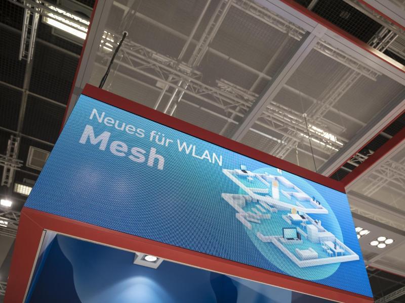 Bild zu Mesh-Netze