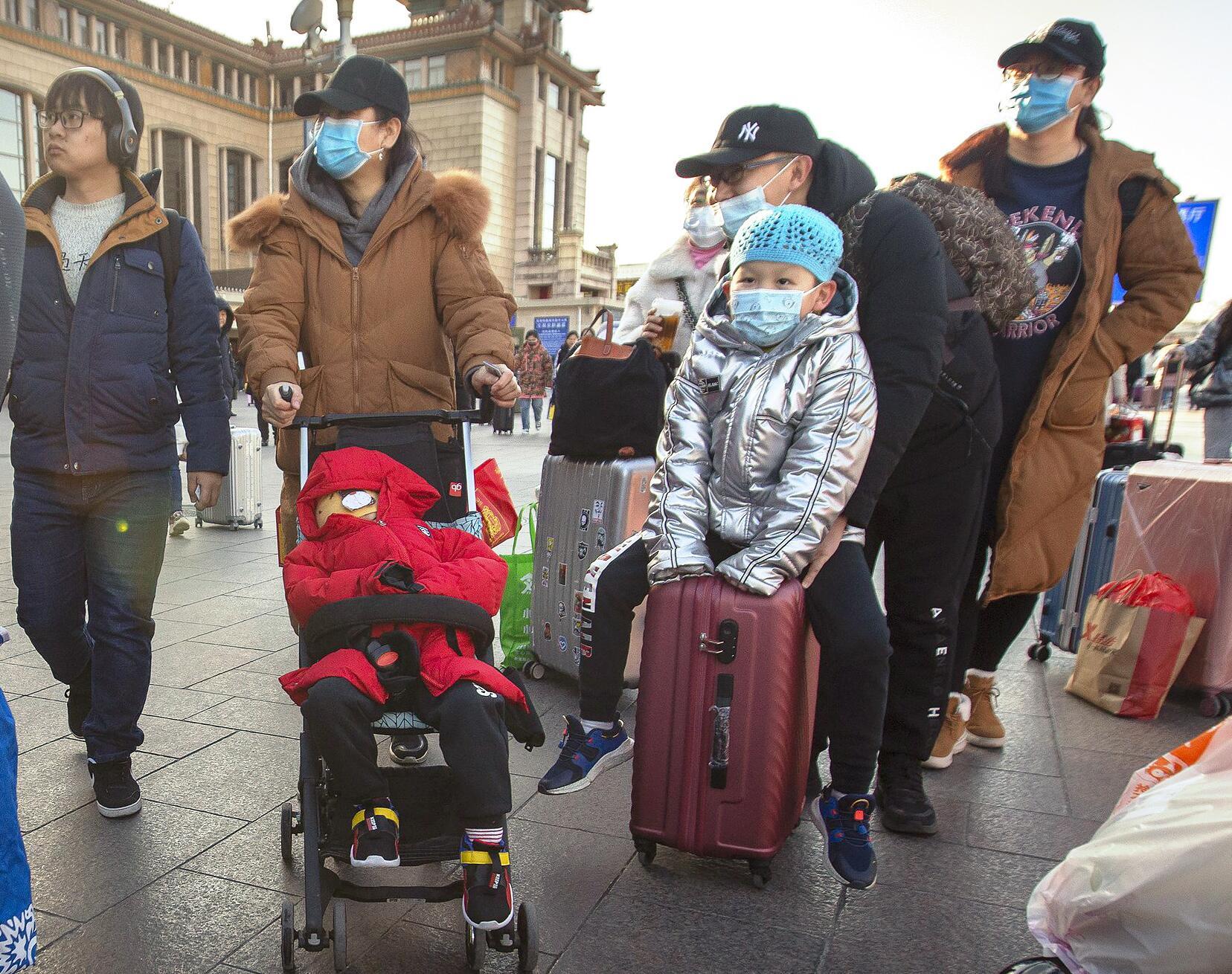 Bild zu Corona-Virus aus China