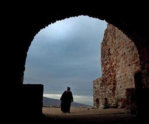 Mittelalterliche Burg Kerak