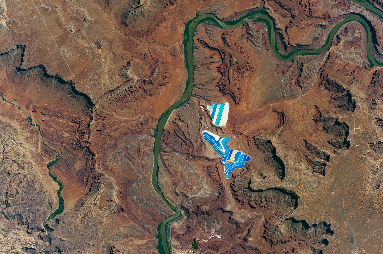 Bild zu Wasserbecken Utah