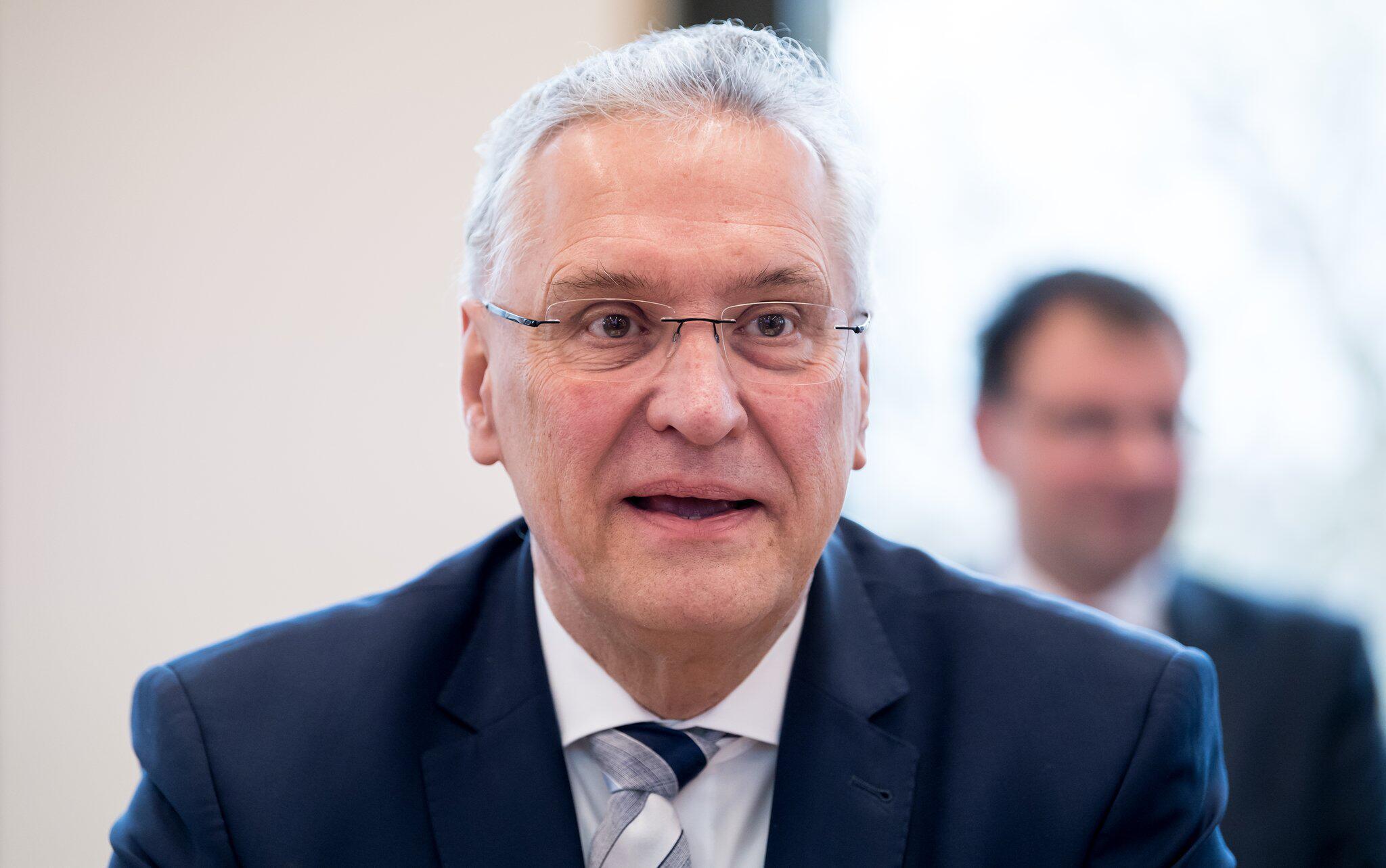 Bild zu Sitzung CSU-Landtagsfraktion