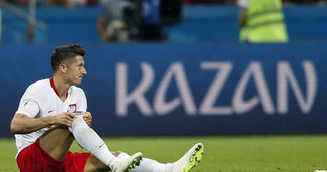 WM 2018 - Polen - Kolumbien