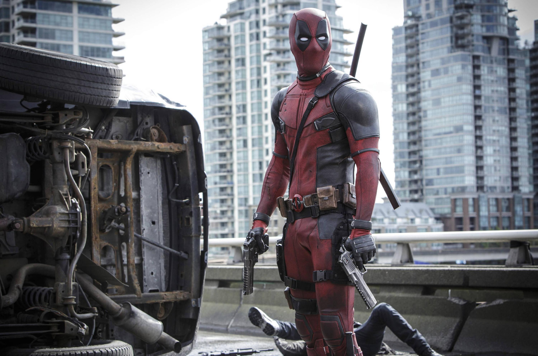 Bild zu Ryan Reynolds als Deadpool