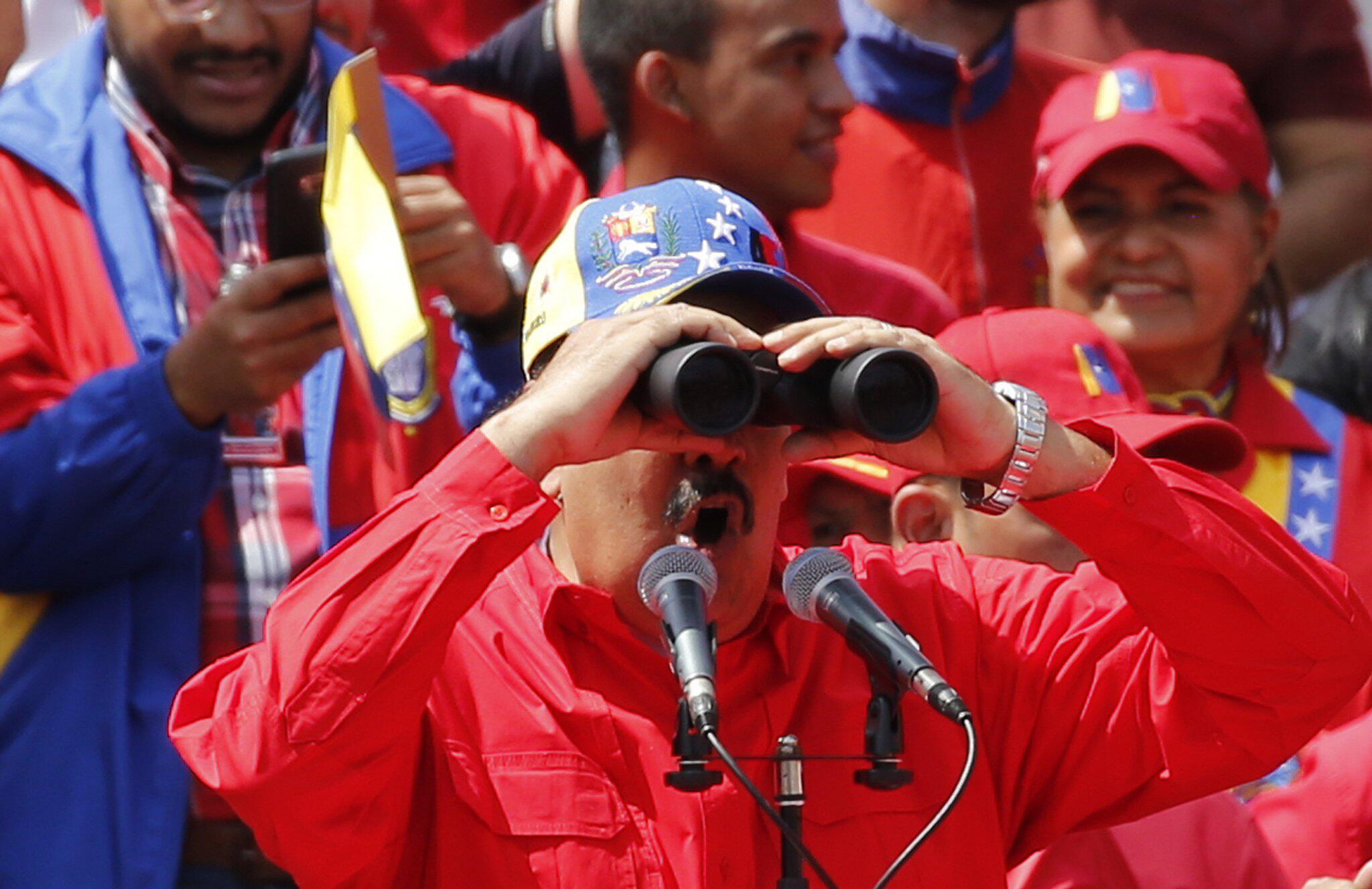 Bild zu Venezuela, Maduro, Juan Guaidó