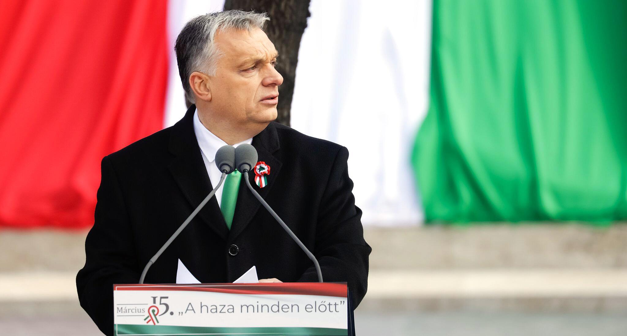 Bild zu Viktor Orban und die EVP
