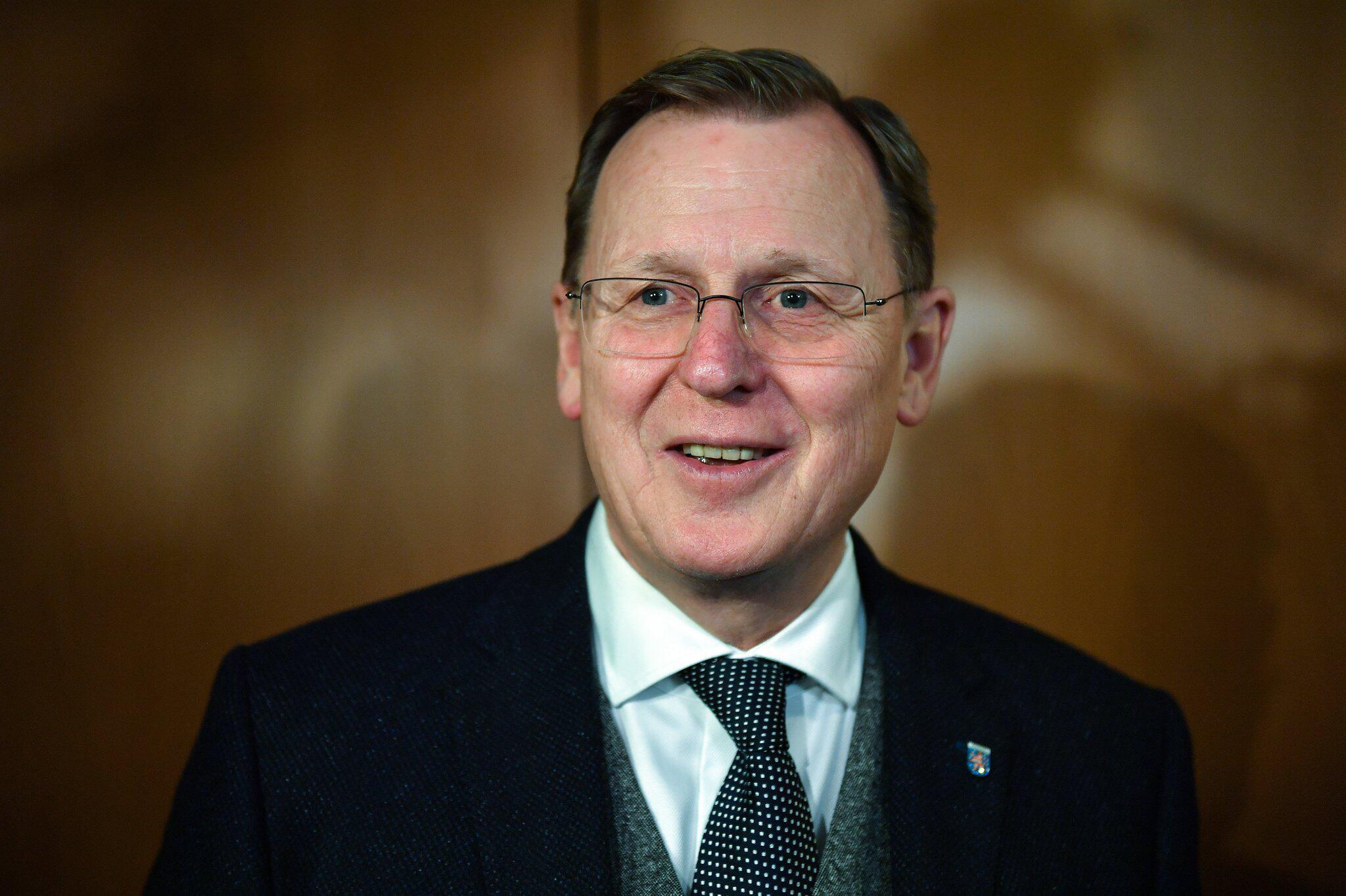 Bild zu Thüringens Ex-Ministerpräsident Ramelow