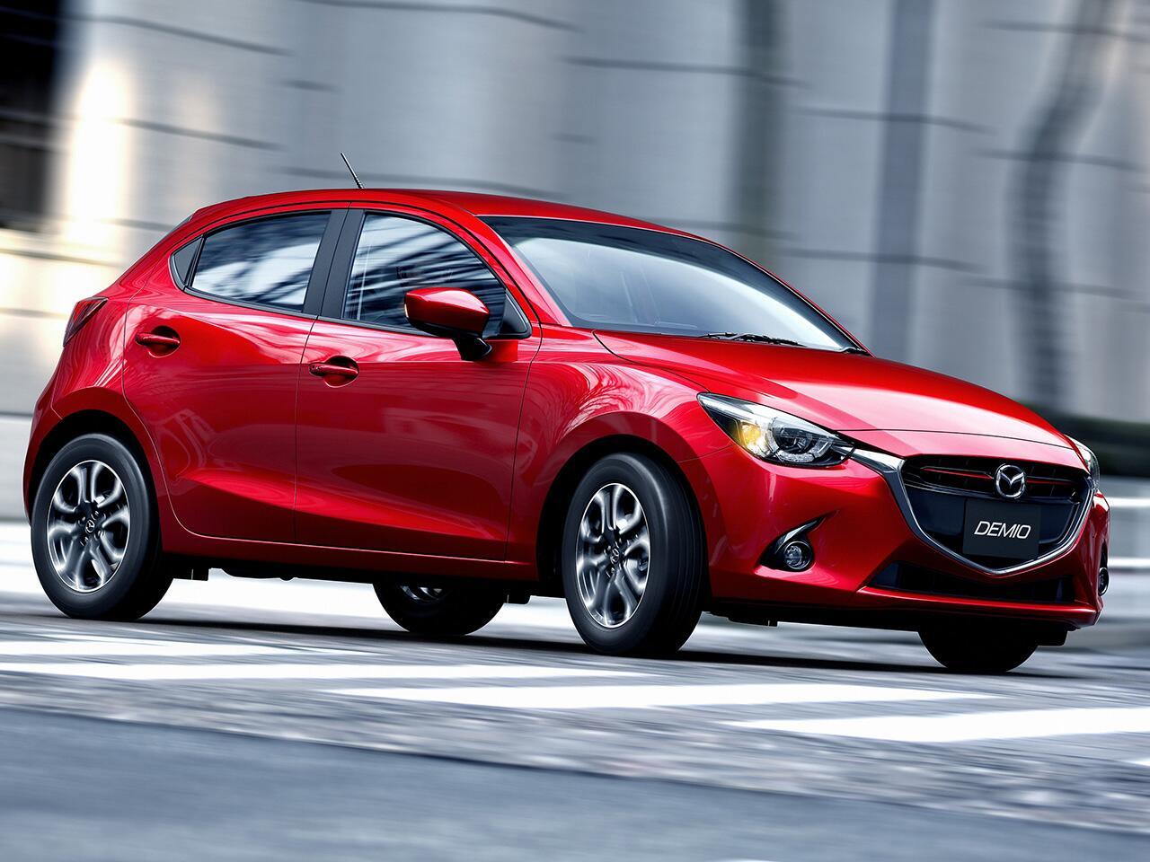 Bild zu Platz 9: Mazda2