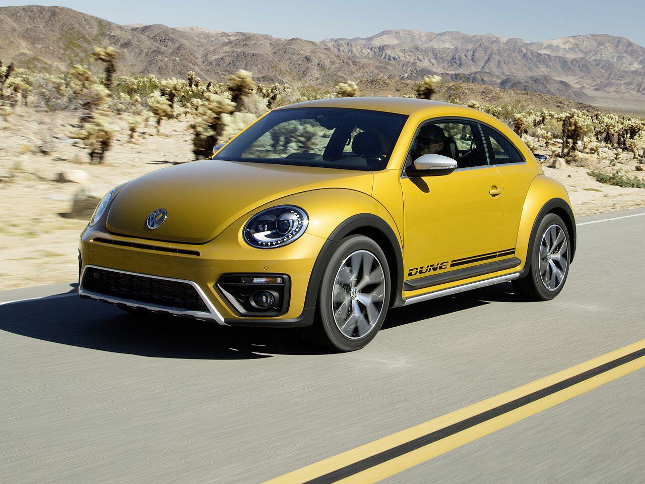 Bild zu VW Beetle Coupé