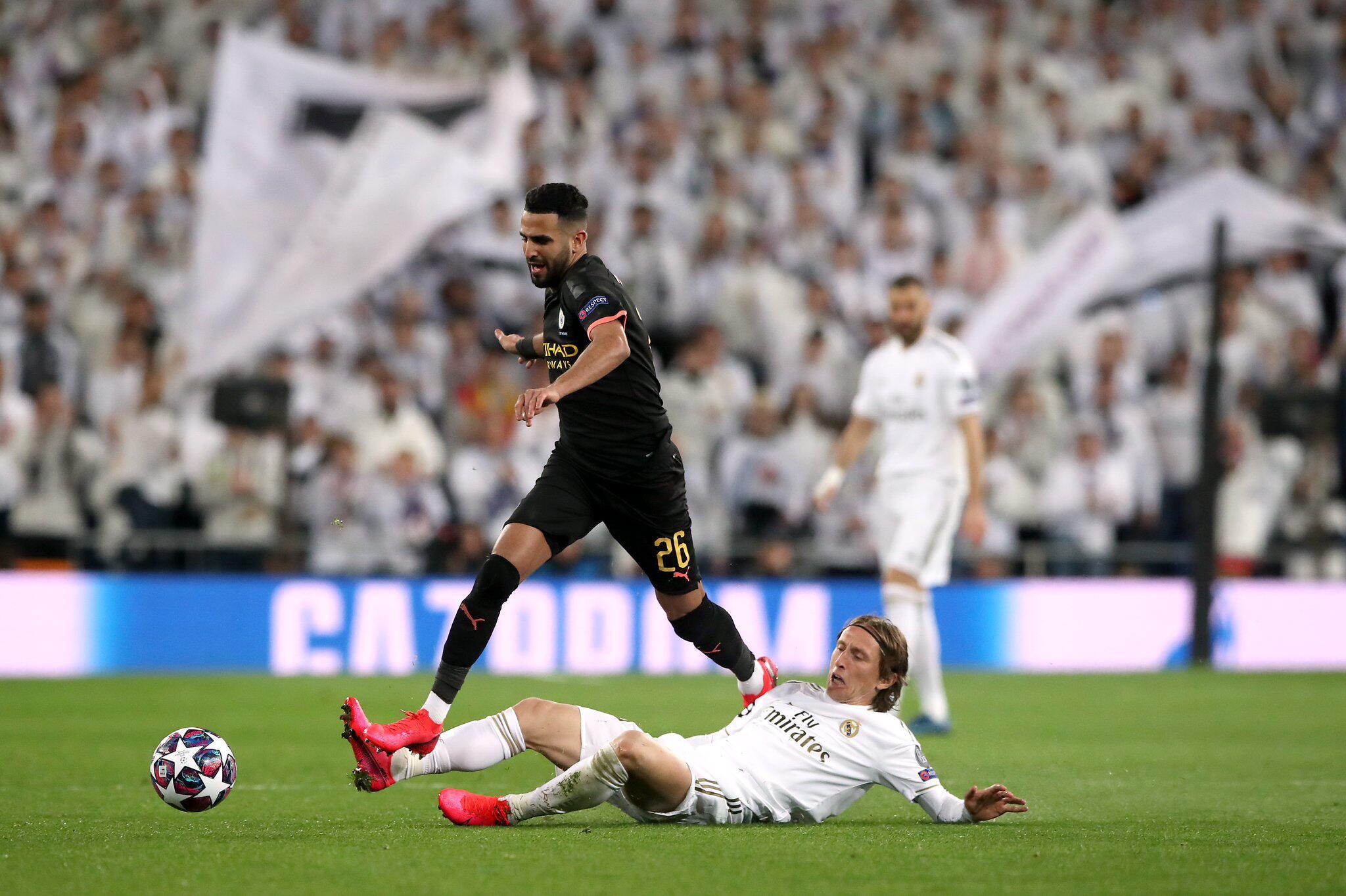 Bild zu Real Madrid - Manchester City