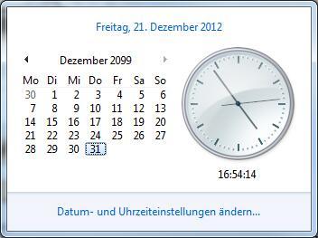Bild zu Für Microsoft ist 2099 Schluss