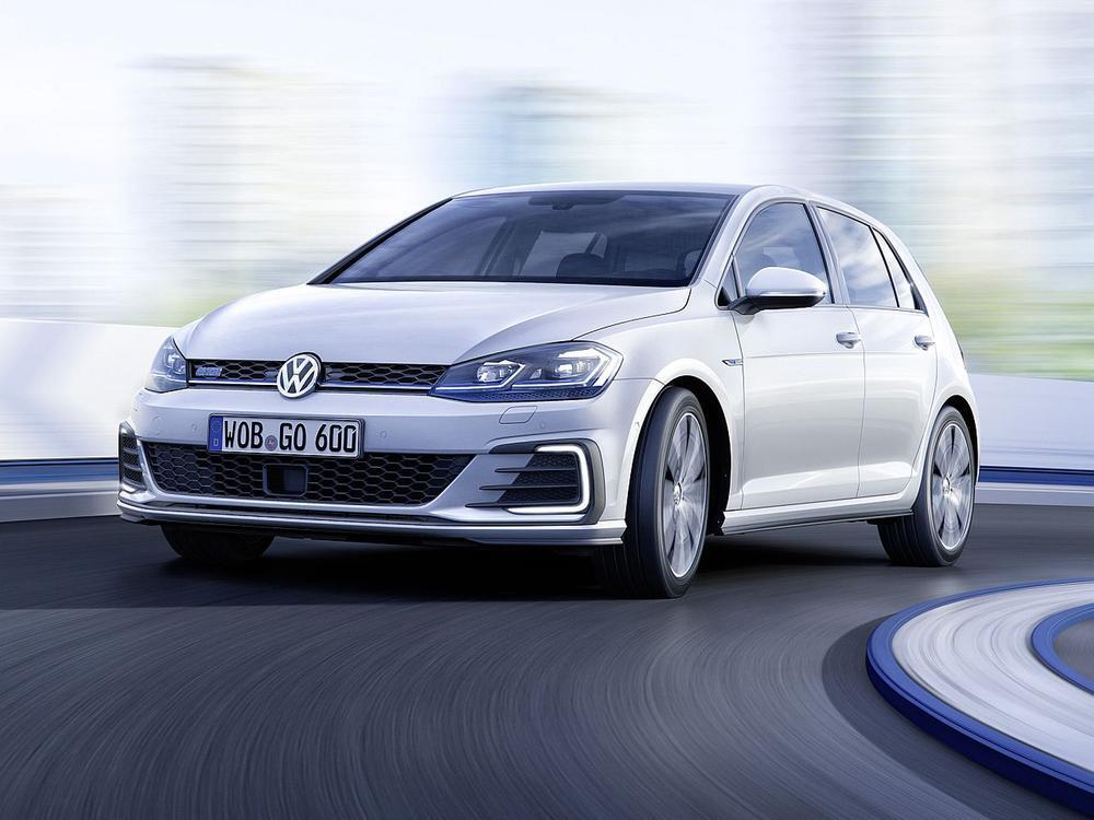 Bild zu VW Golf GTE