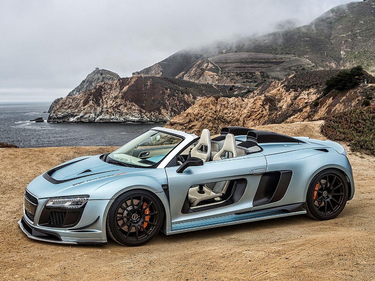 Bild zu Audi R8 von PPI Speed Design