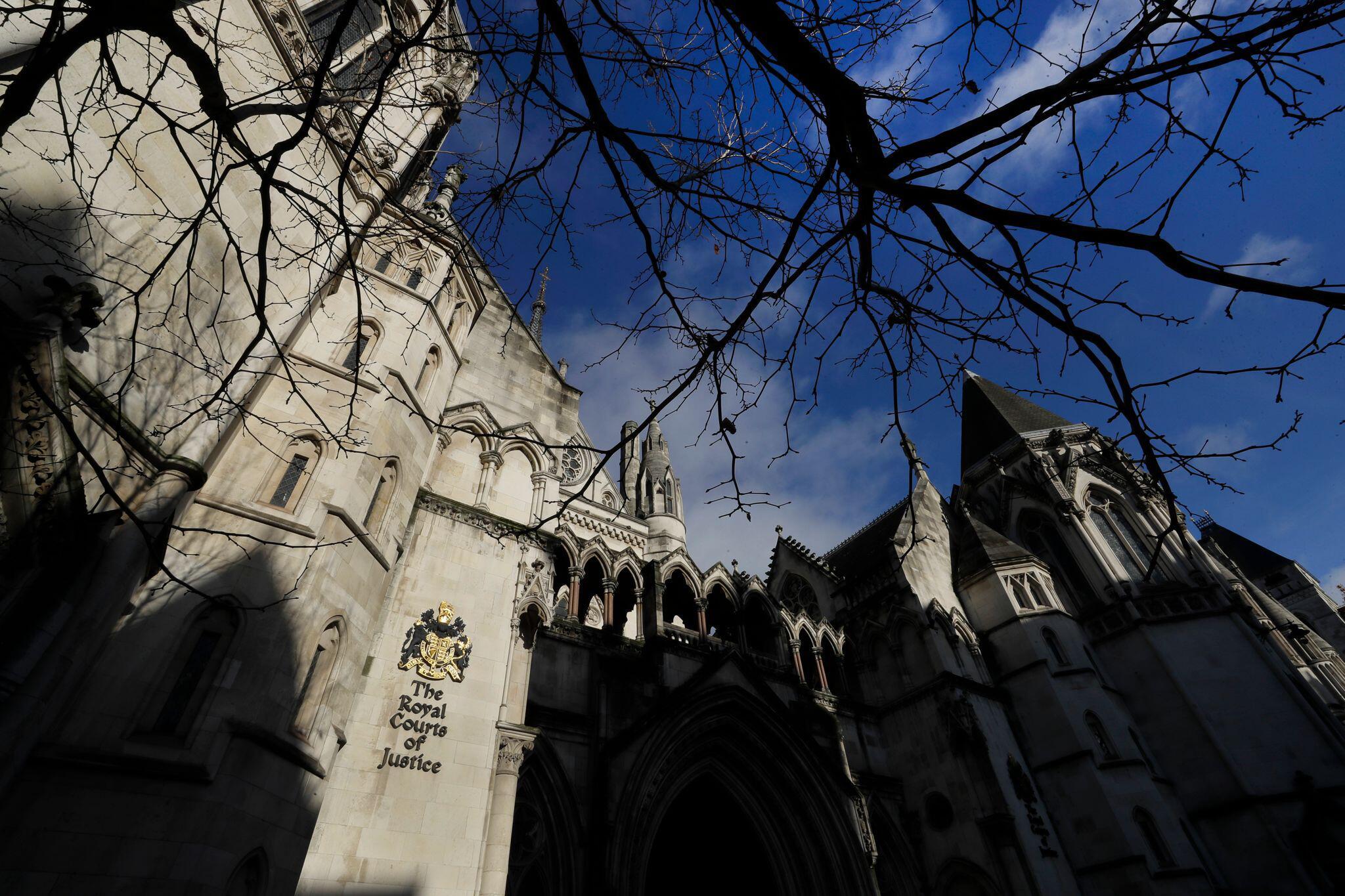 Bild zu Meghan-Prozess in Großbritannien
