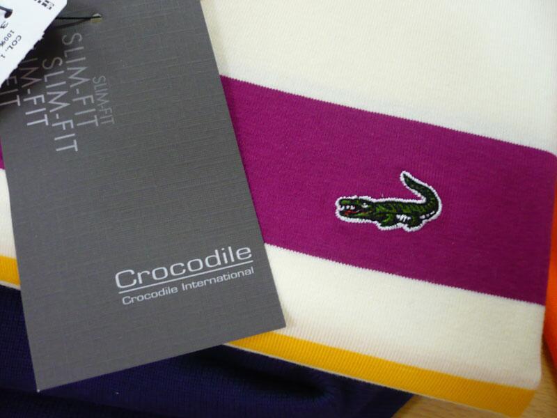 "Bild zu ""Crocodile""-Etikett"